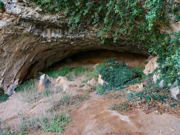 Cova del Pas del Sastre