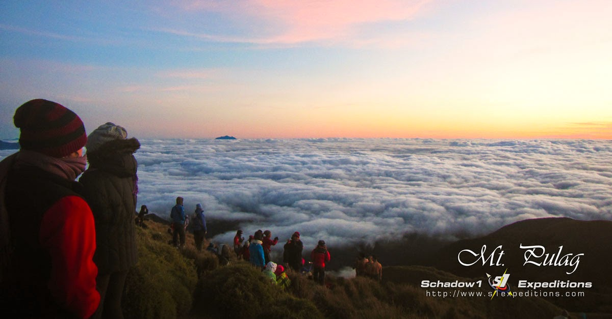 Sea of Clouds Mt Pulag - Schadow1 Expeditions