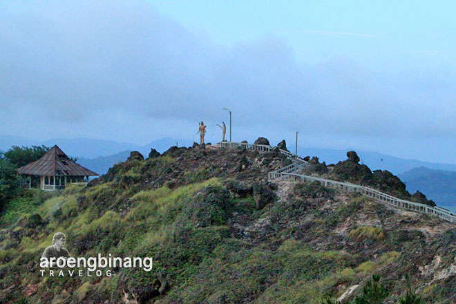 pendopo bukit kasih minahasa sulawesi utara