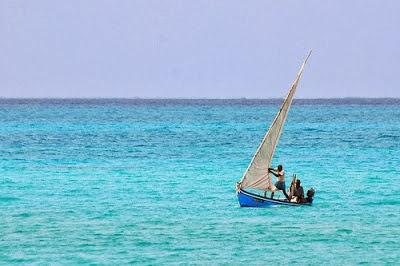 pulau karimunjawa sangat indah dan terkenal dengan lautnya yang bersih