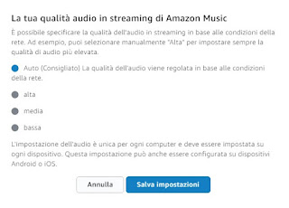 Web Amazon Music