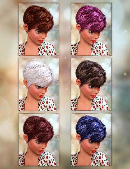 Tinkerbell Hair