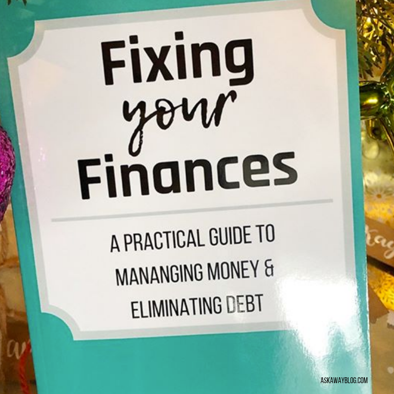 Fixing Your Finances Book