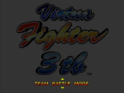 Virtua Fighter 3TB Dreamcast ISO - Download Game PS1 PSP