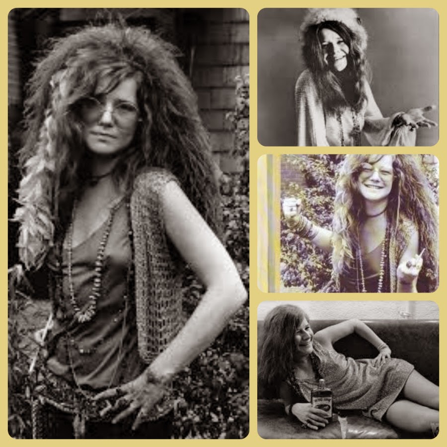 Foto Janis Joplin