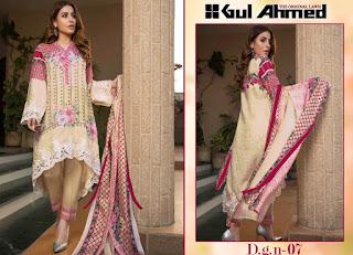 Gul ahmed Original lawn Pakistani Suits wholesale Surat and Mumbai, Delhi