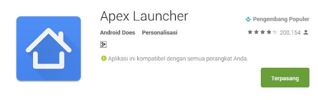 Pemilihan Launcher Untuk Membuat Homescreen yang Keren