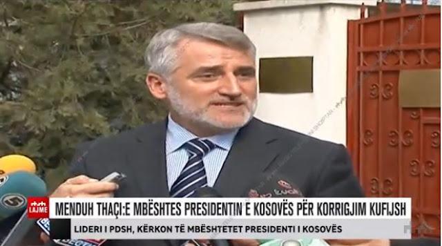 Στο χείλος του πολέμου Σερβία και Κόσοβο: Αλλαγή συνόρων ζητούν οι Αλβανοί των Σκοπίων – Επιδιώκουν νέα διαίρεση της Σερβίας