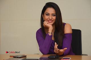 Actress Rakul Preet Singh Latest Stills in Beautiful Long Dress  0238.JPG
