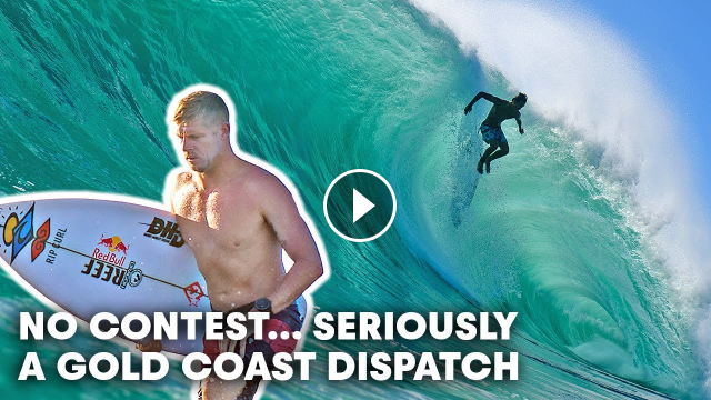 The Pros Perspective From The Gold Coast Just As The Big Show Gets Cancelled No Contest Ep1