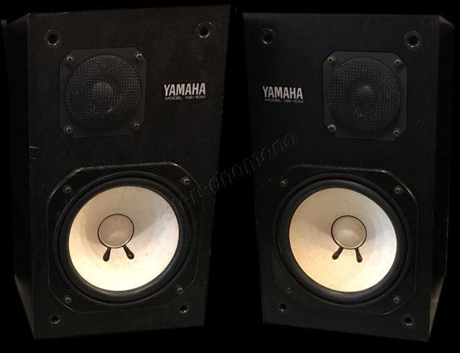 stereonomono yamaha ns 10m. Black Bedroom Furniture Sets. Home Design Ideas