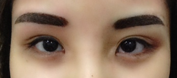 after korean brows review