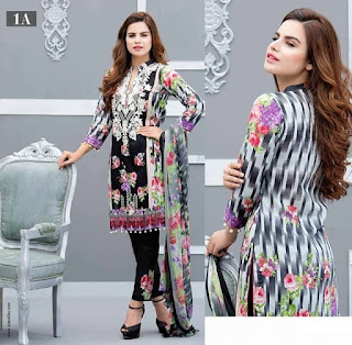 Kalyan Lawn by ZS Textiles 2016 Vol-3