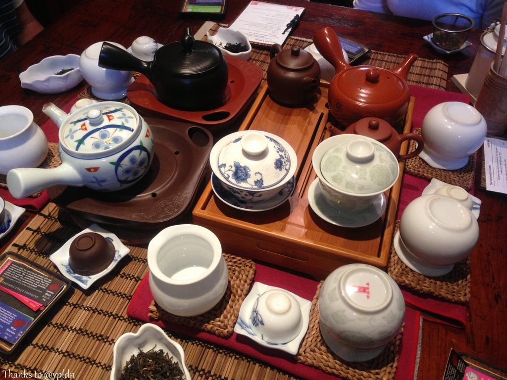 Teanamu, Nottinghill - National Afternoon Tea Week