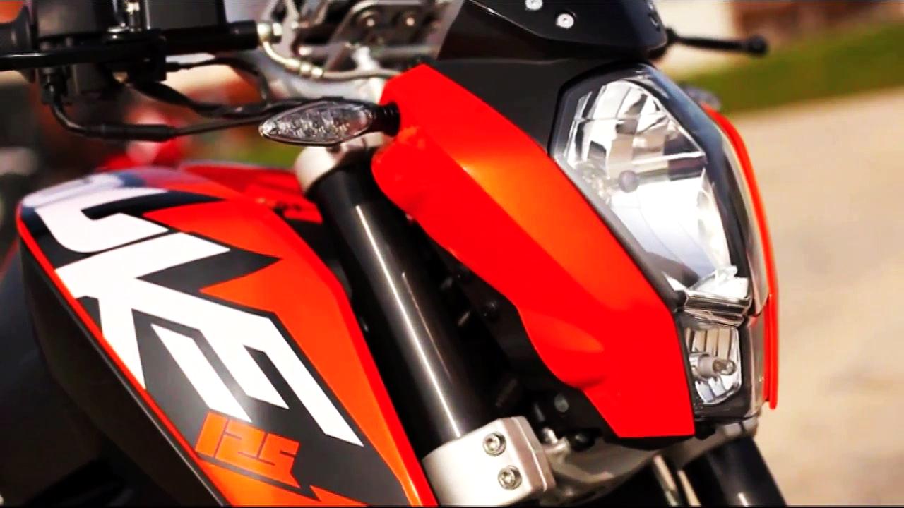 ktm duke 125 first impressions - throttlequest