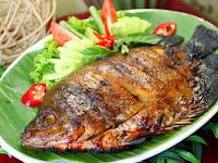 Resep Masakan Dari Ikan Masa Bakar Dengan Kuah Sari Jahe