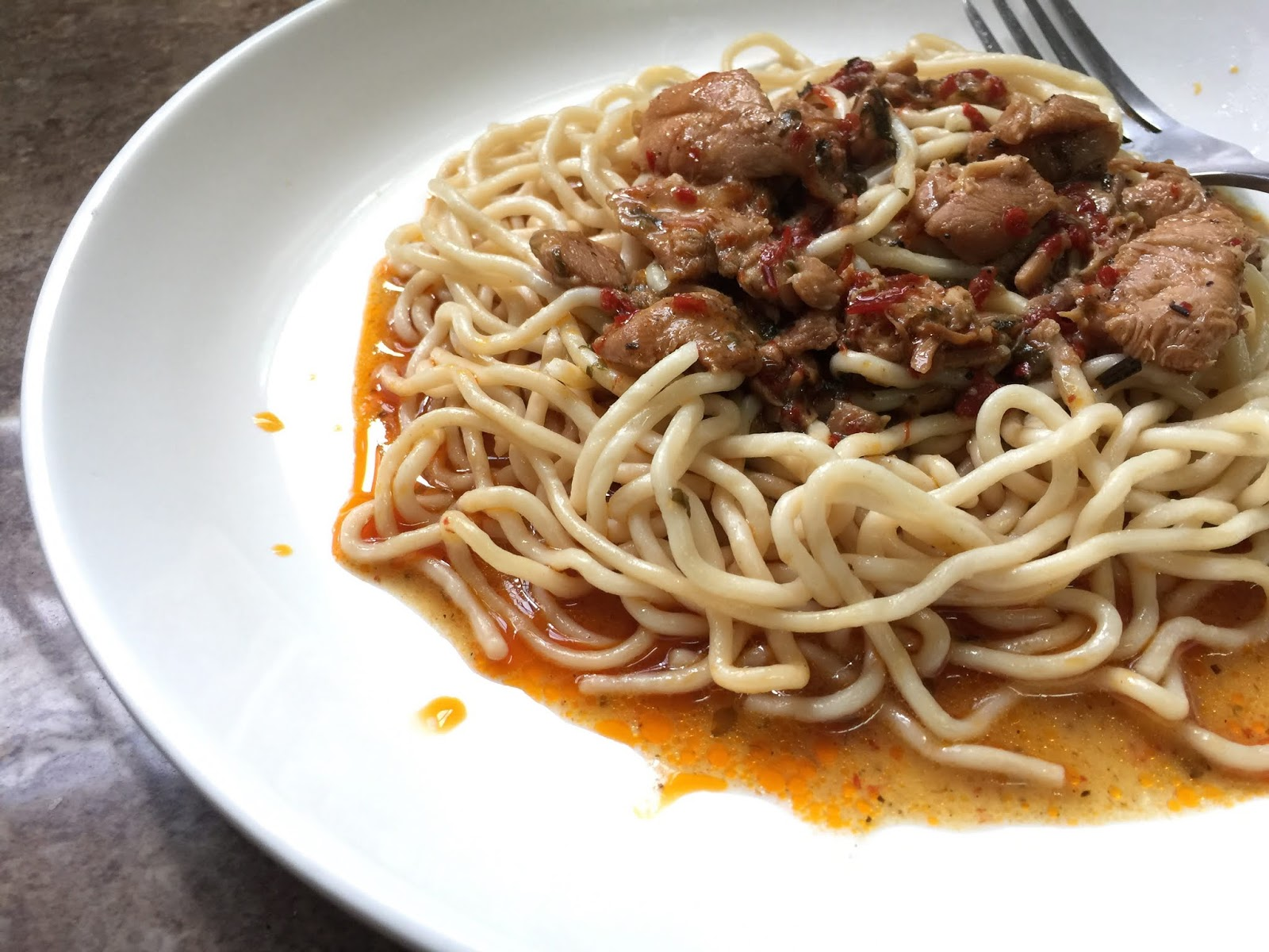 master pasto recipe, pasta master pasto, spaghetti segera, bekalan mudah untuk traveller