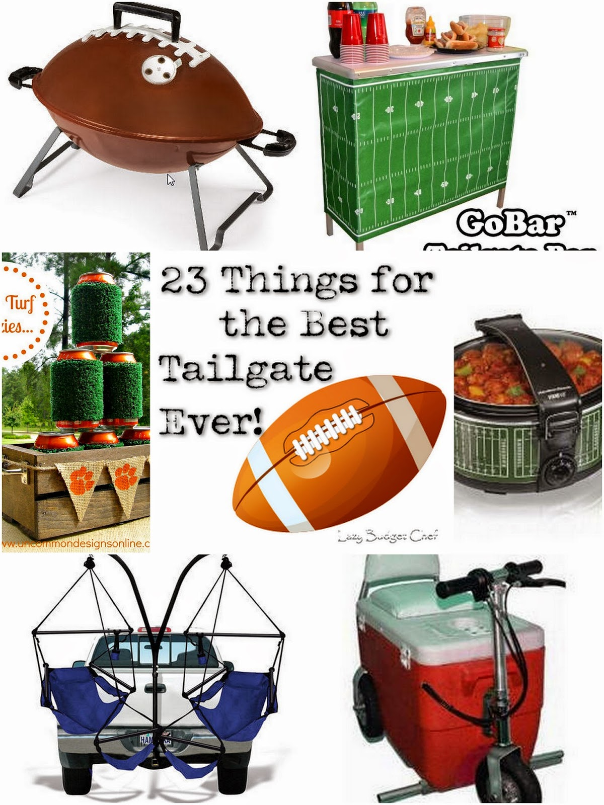 23 Best Tremere Vampire La Mascarada Images On Pinterest: Lazy Budget Chef: Top 23 Tailgating Supplies For The