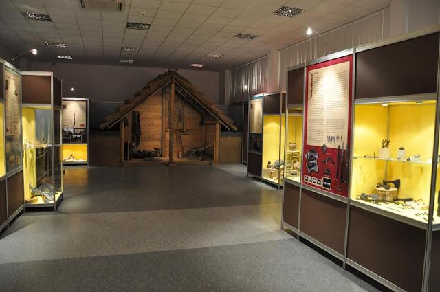 Wystawa o pograniczu polsko-ruskim w Muzuem Biskupińskim