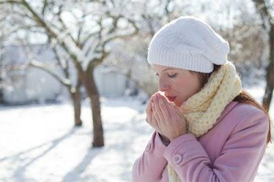 Chăm sóc đúng cách khi bị dị ứng vào mùa đông