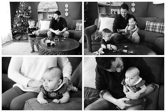 lifestyle family photos black and white