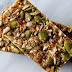 Seeded Vanilla Date Bars Recipe