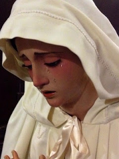 """Así es """"La Virgen de la Angustia"""", la última marcha de Los Estudiantes"""
