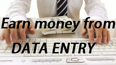 How To Make Money Online From Data Entry - #4
