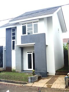 desain rumah bintaro