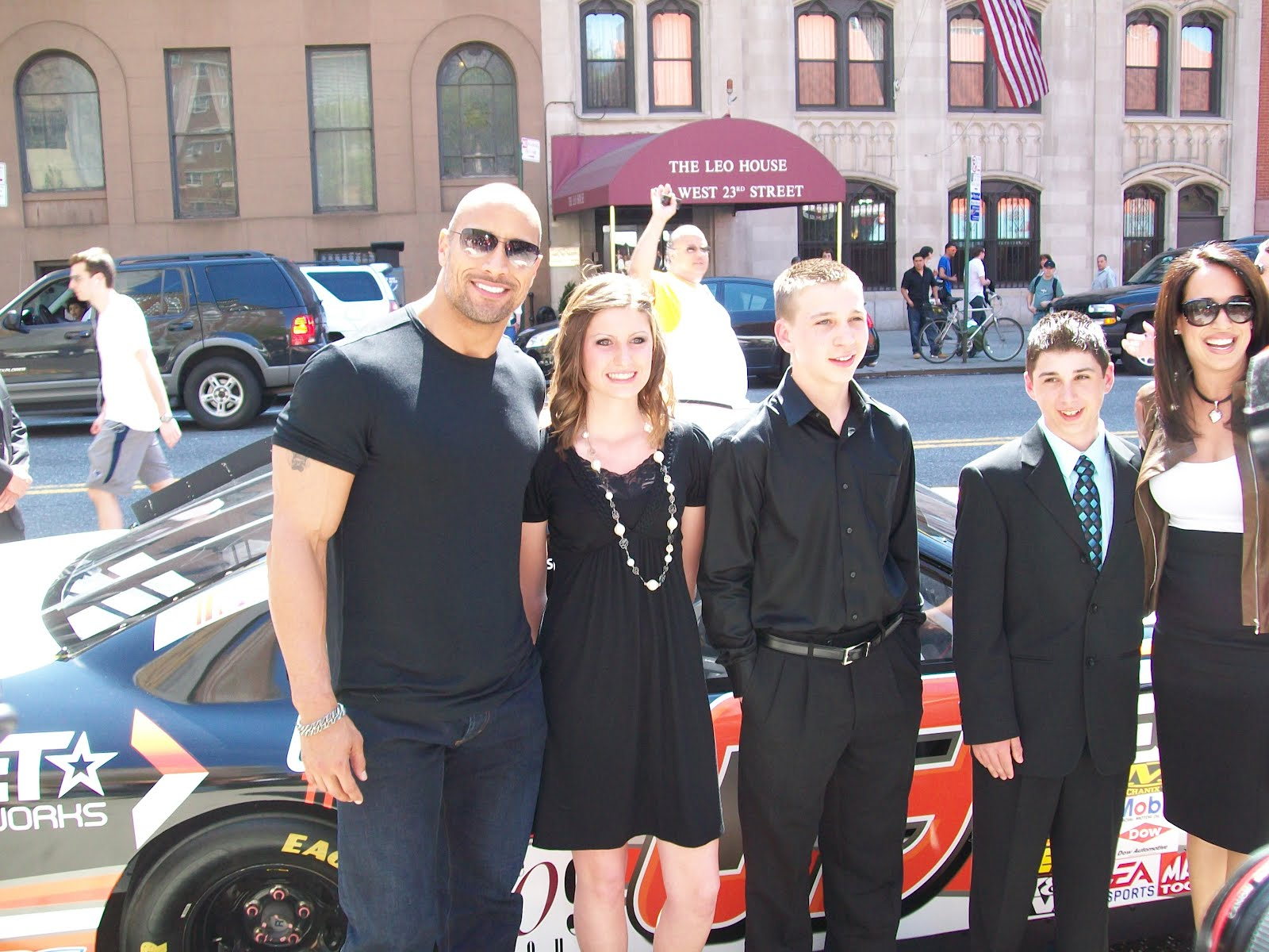 Young Achievers: Teen lives out 'Racing Dreams'
