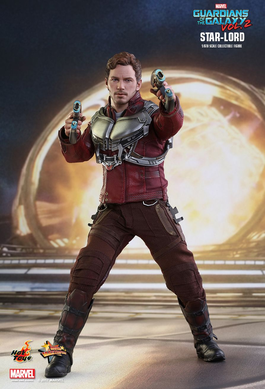 GUARDIANS OF THE GALAXY VOL.2 - STAR-LORD (MMS 420)  2