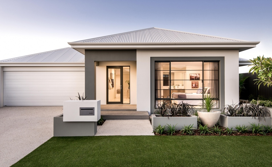 Due to increasing labor and material cost in building a house, everyone is embracing the idea of downsizing homes into a more affordable one without compromising the safety and comfort. Nowadays, many people aspire to have a low maintenance home than owning a larger house for a practical reason — easy to maintain and cheaper to build.  In Australia, the most common houses right now is a three to four bedroom house with two bathrooms and a double garage. Ideally, the single-story houses are the best design nowadays and are perfect for all. It is a good choice for a couple who is starting a family or for adults living with kids and even for those who are living with seniors or people with mobility issues.  Having enough space for families love to live in is the most common features of an Australian house. This is the reason why open space layout is a top choice. Scroll down the following houses with Australian touch and decide if this is possible to build in your area! But we believe these houses are perfect whether for the urban or rural area and are better to build in a place with a beautiful landscape!