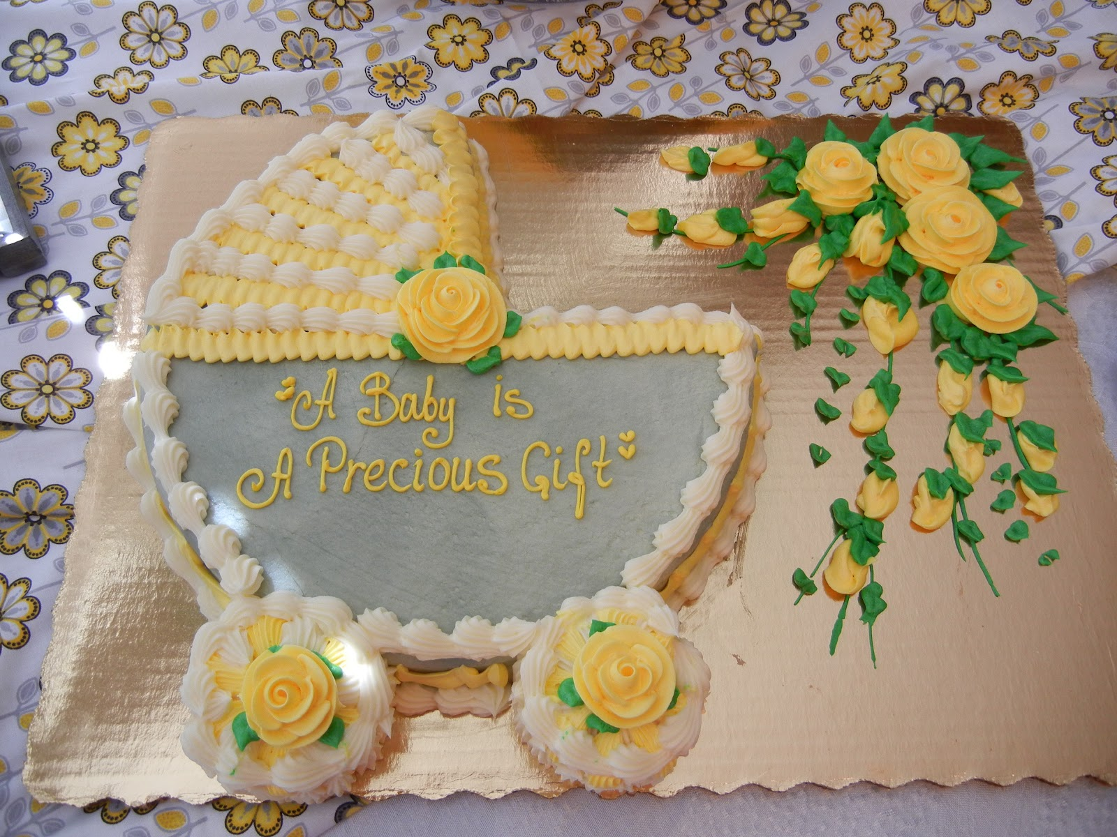 Baby Shower Cakes: Baby Shower Cakes From Publix