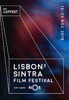 Lisbon & Sintra Film Festival 2018 - Programação