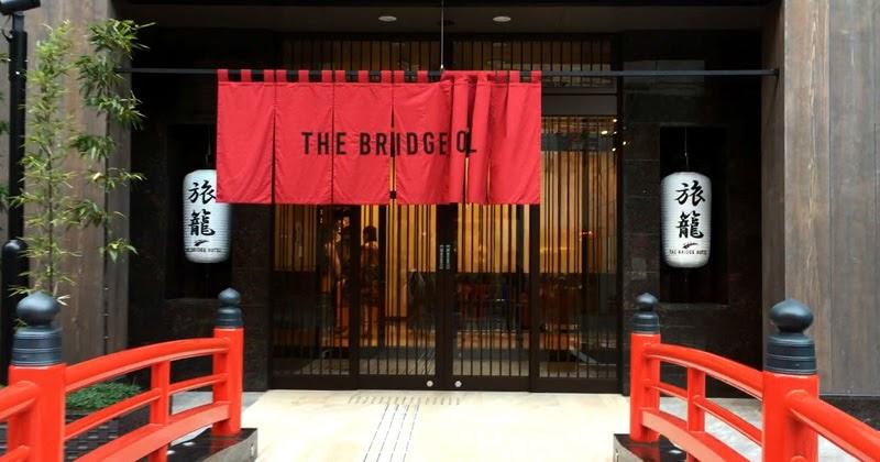 【住吧】橋樑飯店The Bridge Hotel~大阪超推薦住宿!超過20種免費服務
