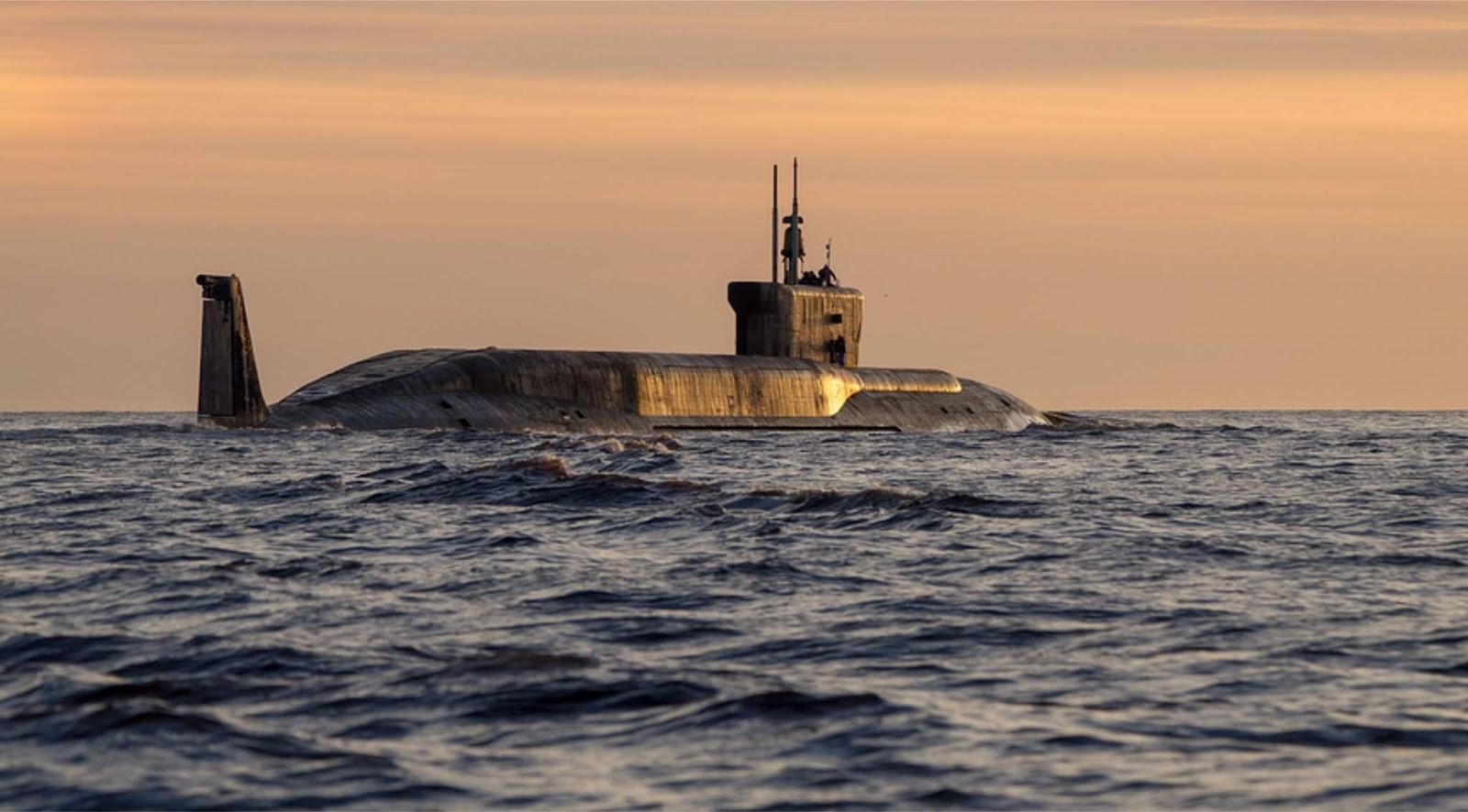 AS meyakini bahwa armada kapal selam Rusia dengan senjata hipersonik akan siap pada tahun 2024