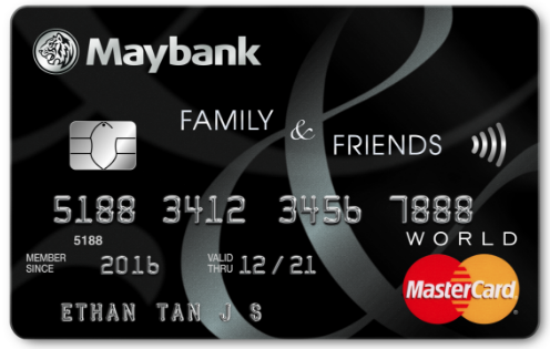 SG Budget Babe: My Favourite Cashback Credit Cards