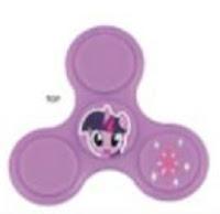 My Little Pony Twilight Sparkle Fidget Spinner Fidget Its