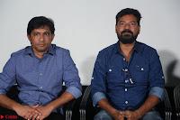 Poojita Super Cute Smile in Blue Top black Trousers at Darsakudu press meet ~ Celebrities Galleries 003.JPG