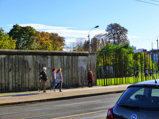 Berlin Wall Memorial Bernauer Strasse