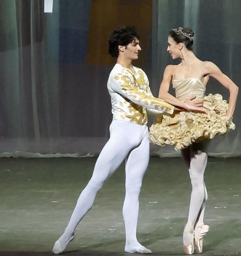a room for dancing: Don Chisciotte versione Baryshnikov