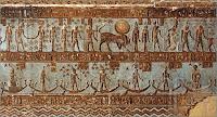 image: ancient Egypt horoscope