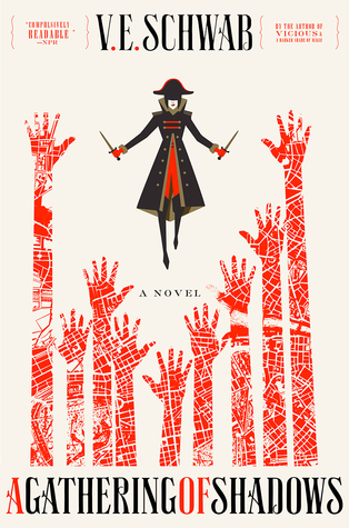 A Gathering Of Shadows V E Schwab