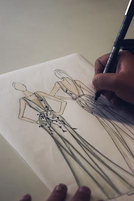 modello abiti sposa stilista