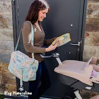 bolsa de carrito y portadocumentos mapamundi blog mimuselina