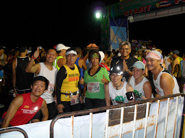 Songkhla Marathon Race Report (29 Aug 2011)