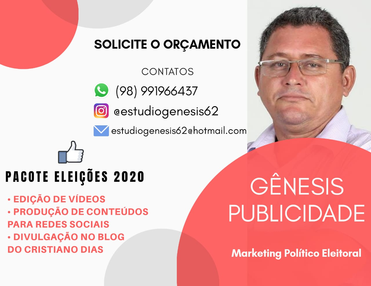 MARKETING POLITICO 2020