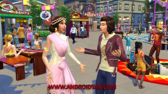 Free Download The Sims 4 City Living Reloaded Full Terbaru 2017