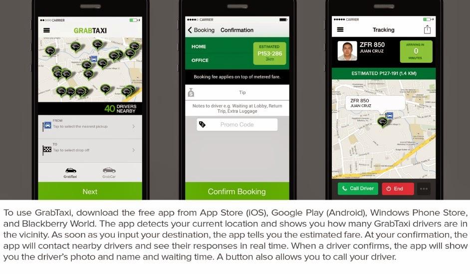 zhequia.blogspot.com, grabtaxiph APP, how to download