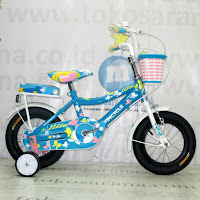 12 Inch Wimcycle Zilla Kids Bike
